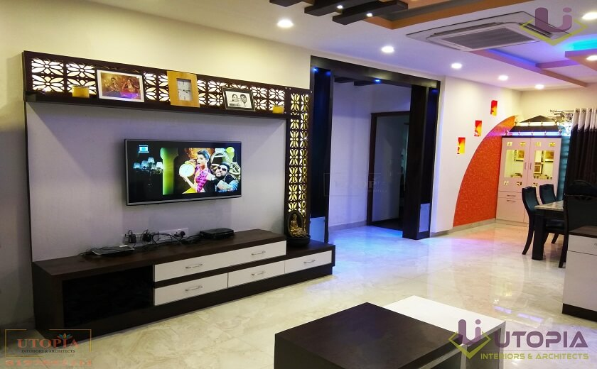 Interior project In Electronic City Bangalore Gallery.